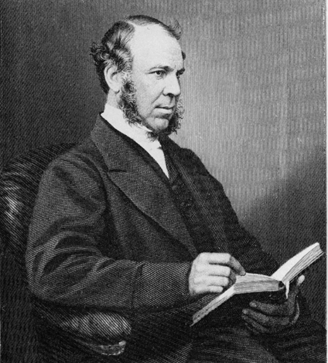 J. C. Ryle, evangelical of Church of England