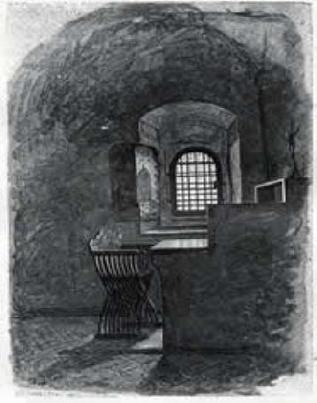 Savonarola's cell at St Marks