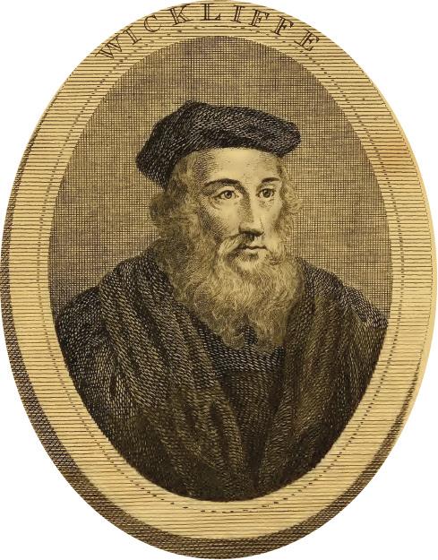 John Wicliffe