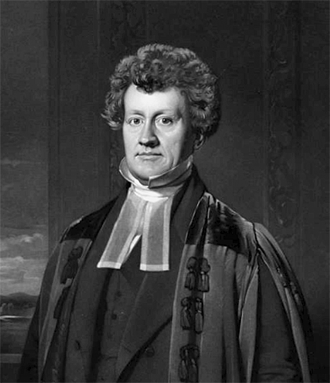 Rev. William Cunningham